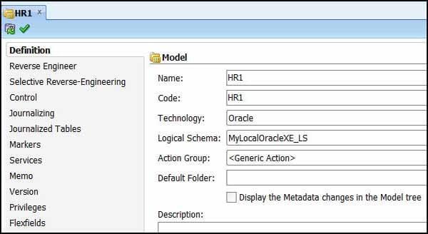 Oracle HR1
