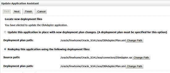 Update Deployment Files