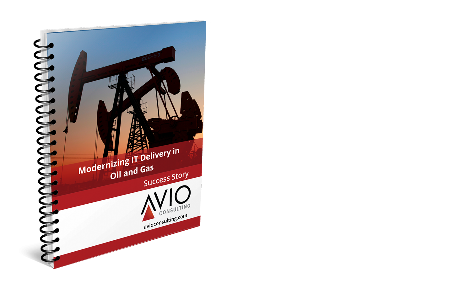 Case Study Preview - Modernizing IT Delivery in Oil and Gas