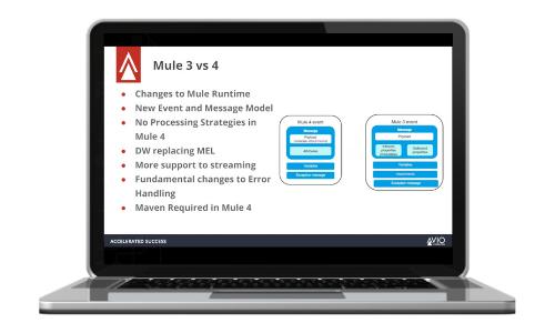 Mule 3 to 4 Webinar Preview