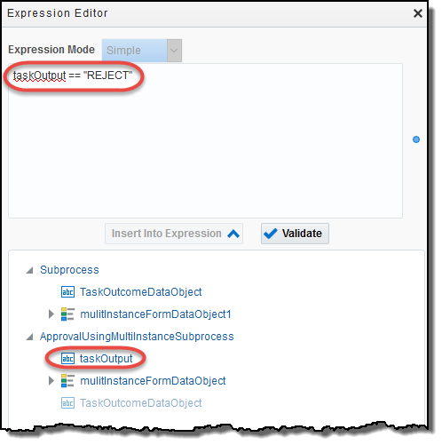 Adding the Early Release Termination Logic