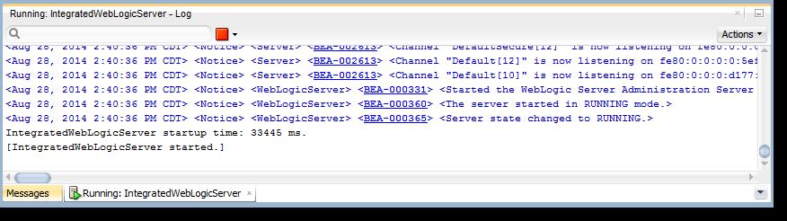 Web Server Log