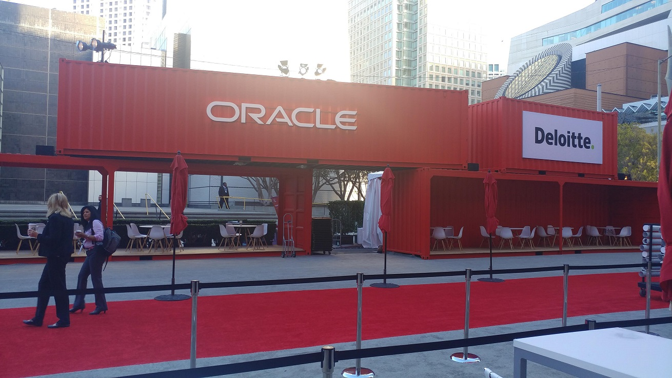 Oracle Red Carpet