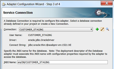 adapter configuration wizard