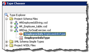 Select the Type for output