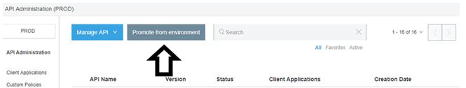 API Manager Dev