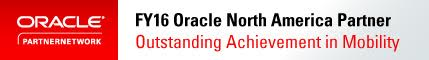 Oracle Partner Achievement Award Mobility Banner