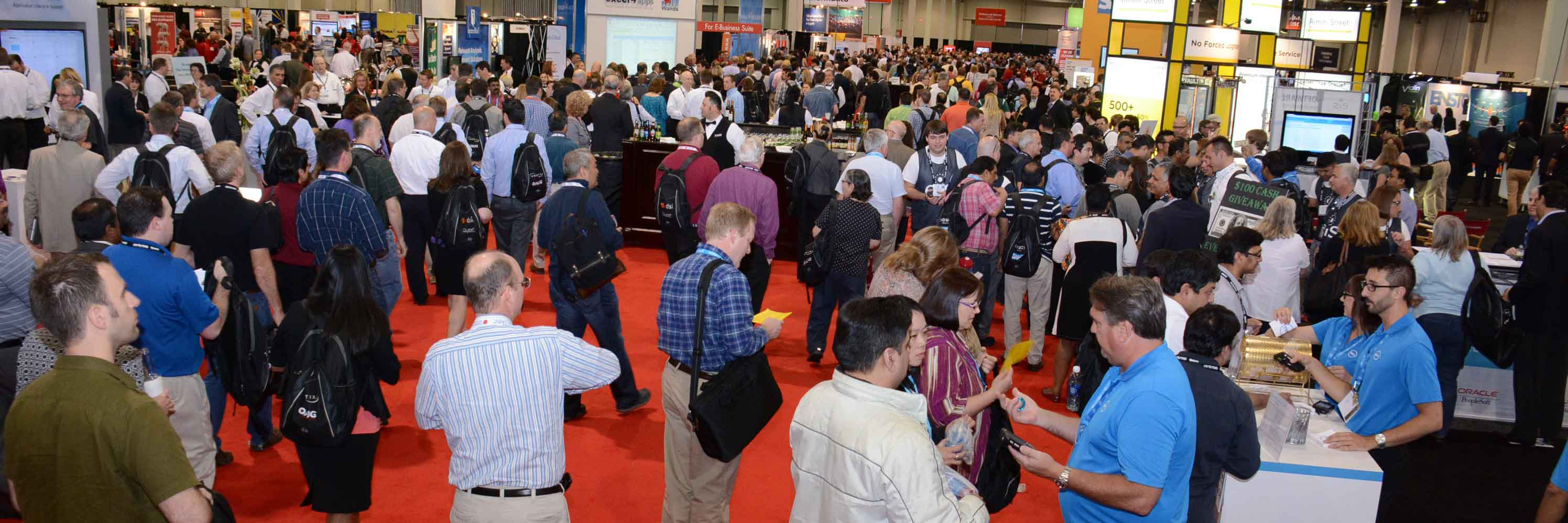 crowd at collaborate 15