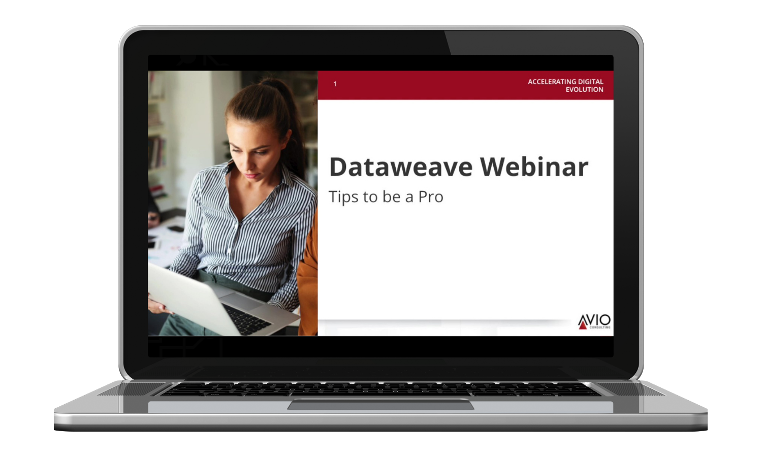 Webinar Preview - How to Use DataWeave Like a Pro